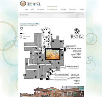 Contract Cre8ive Facility small1 Website Design