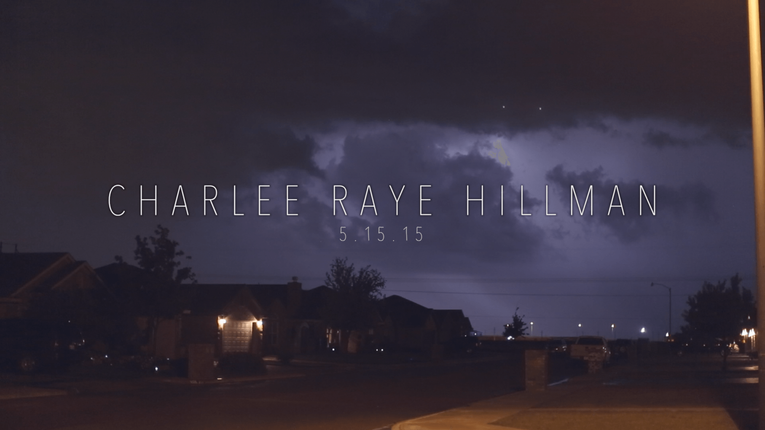 Charlee Raye Hillman // Birth Film!!