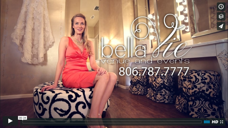 Bella Vie Wedding & Event Venue // :30 Commercial