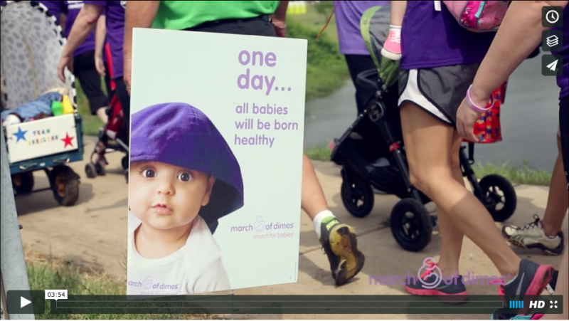 March for Babies // Austin, TX