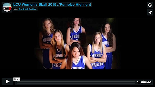 LCU Men & Women's Basketball '15-'16 // Pump Up Video
