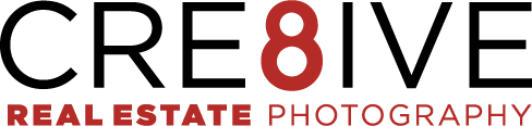 Cre8ive Real Estate Photography Logo