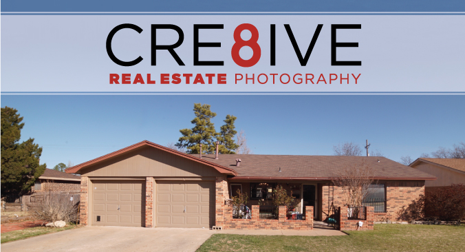 Cre8ive Real Estate Photography // 4602 62nd Street Lubbock, TX  79414