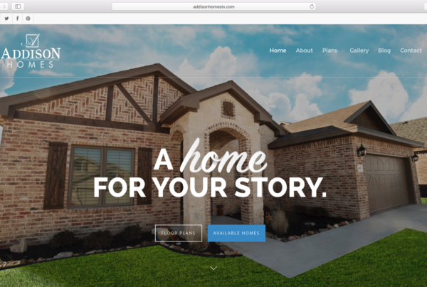 Website Design in Lubbock - Contract Cre8ive