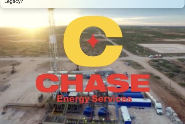 Video Production for Chase Energy Services, an Oil Company - Contract Cre8ive