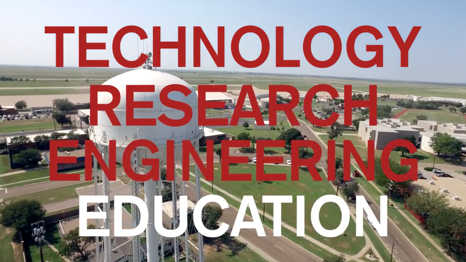 Reese Technology Center // Text Promo